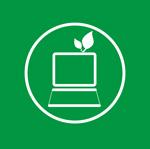 Wir von dc photodesign- Fotostudio BewerbungsfotosHanau arbeiten Nachhaltigkeit im IT Bereich
